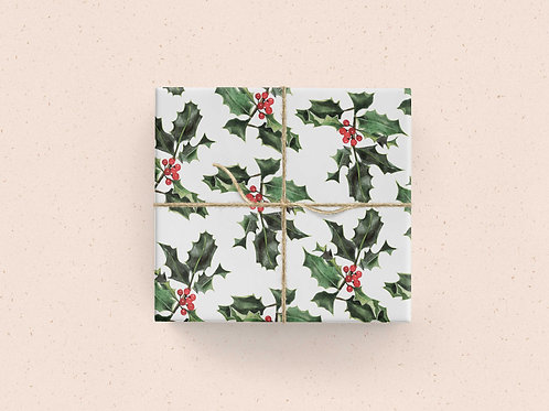 Holly Paper