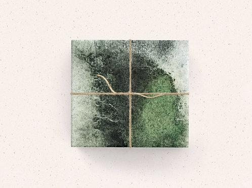Green Vibration Paper