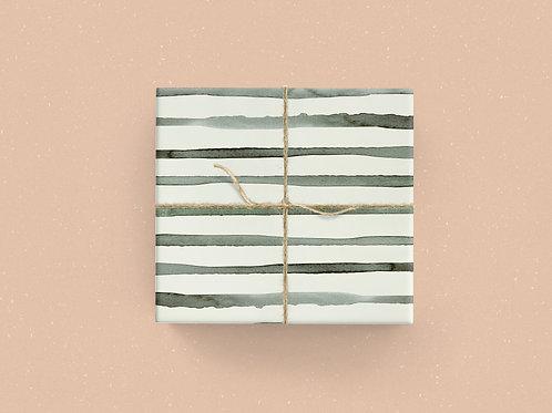 Ribbons of Watercolor Paper