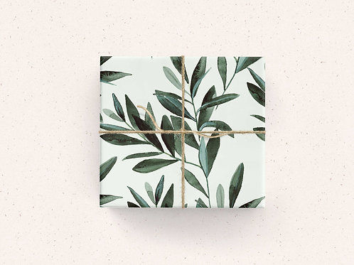 Leafy Branches Paper