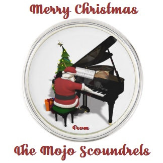 Merry Christmas From The Mojo Scoundrels
