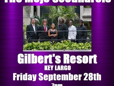 Gilbert's Resort Friday September 28th