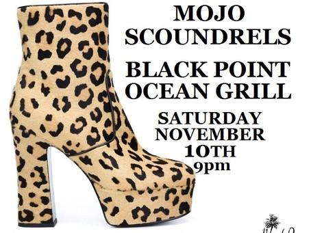 Black Point Saturday November 10th