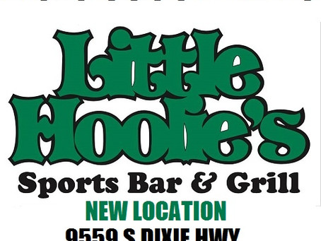 The New Little Hoolie's August 3rd