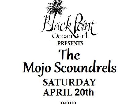 Black Point Saturday April 20th