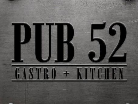 Pub 52 Friday February 15th