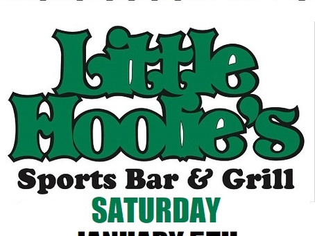 Little Hoolie's Saturday January 5th