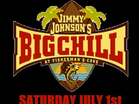 Jimmy Johnson's Big Chill