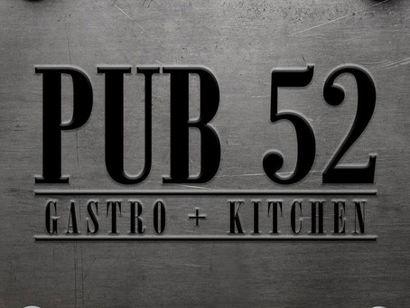 Pub 52 Friday November 30th