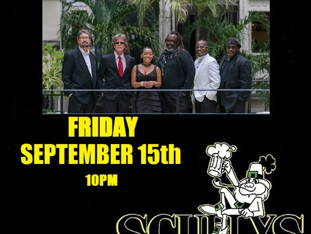 Scully's Friday Sept 15th