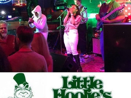 Little Hoolie's Friday September 1st