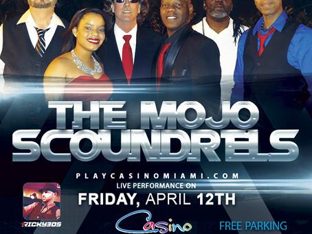 Casino Miami Friday April 12th