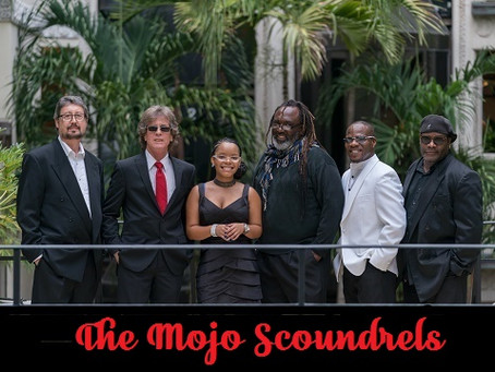 Book The Mojo Scoundrels Today!