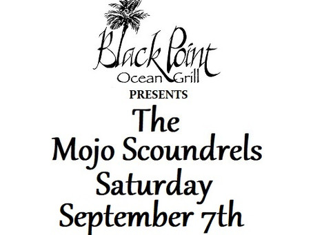 Black Point Saturday September 7th