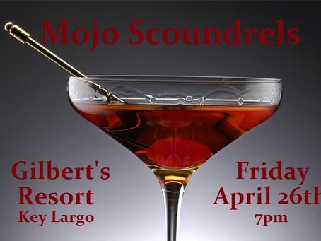 Gilbert's Friday April 26th
