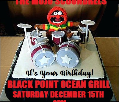 Black Point Saturday December 15th