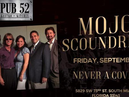 Pub 52 Friday September 13th