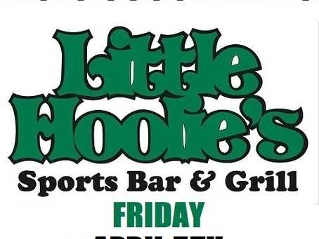 Little Hoolie's Friday April 5th