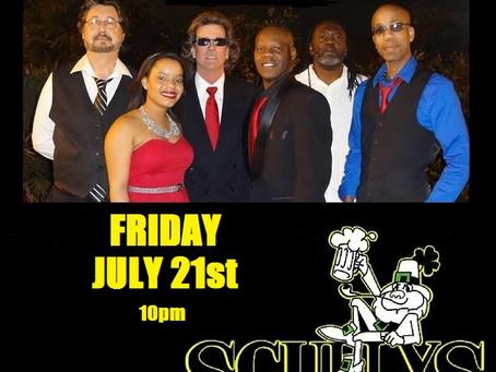 Scully's July 21st