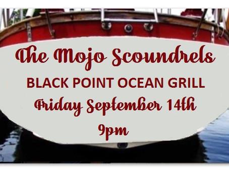 Black Point Friday September 14th