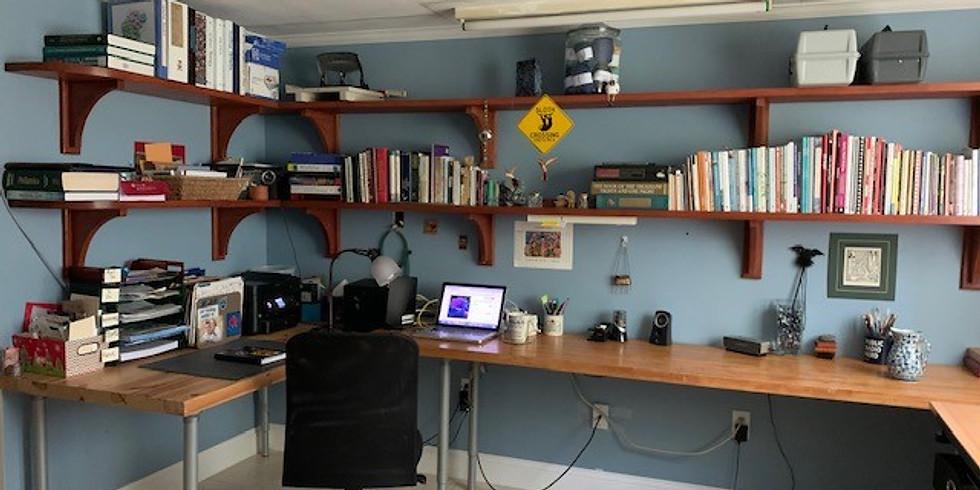 Stephanie Shalofsky - Turn Your Home Workspace into an Organized Zone