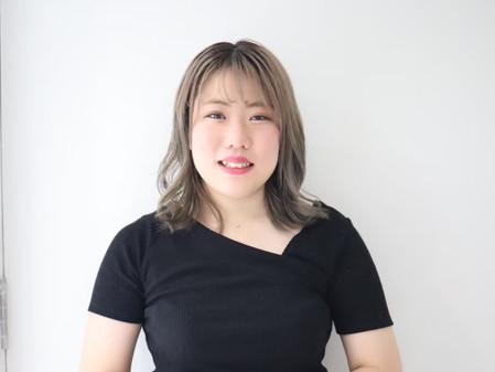 スタッフインタビュー 黒川 愛果