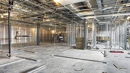 hong kong office renovation