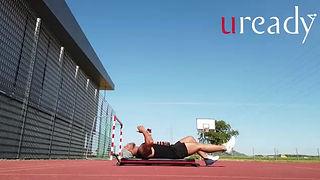 Training auf der Classic Bench von uready