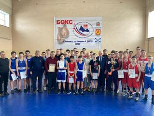 Подведены итоги первого этапа «III Кубка Оренбургской области по боксу на призы президента Федерации