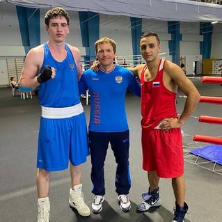 Два оренбургских боксера стали кандидатами на участие в Олимпиаде.