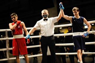 Оренбуржец Данил Шутов в составе сборной команды России по боксу участвовал в международной матче