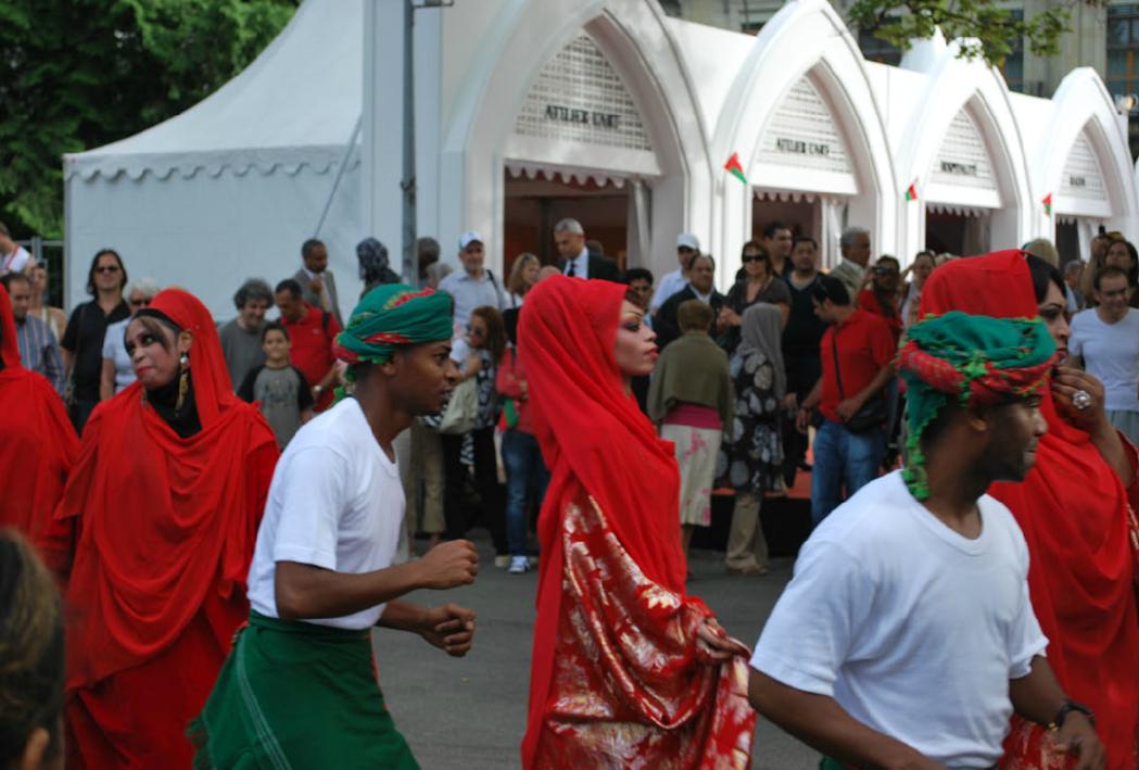 Omani Heritage Village