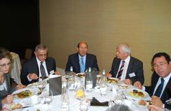 Business Luncheon Egypt