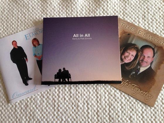 Any Three CD Combo