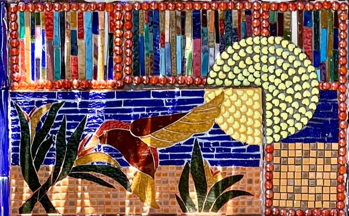 Decorative Wall Mosaic