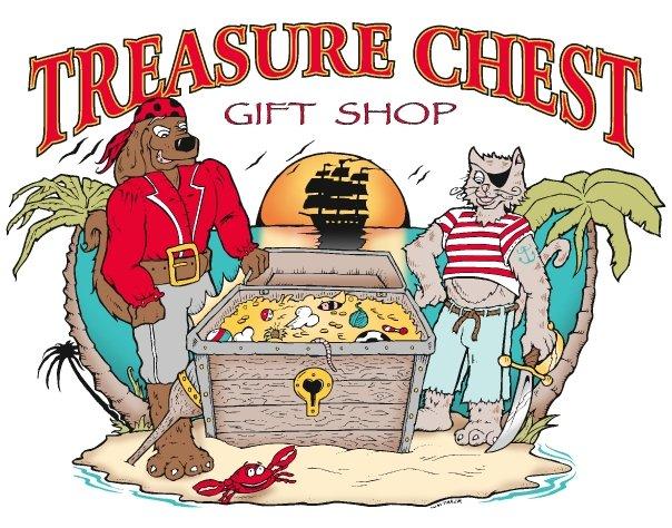 Treasure Chest Gift Shop