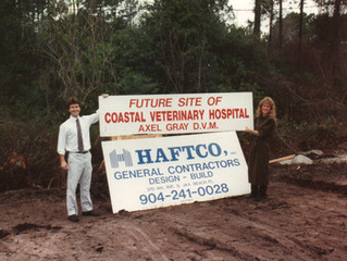Coastal Veterinary Hospital and Pet Resort Celebrates 30 Years as a Local, Family Owned and Operated