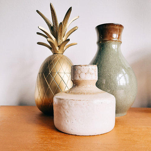 Zaalberg vase creamy white