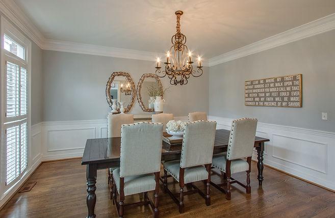 Interior Designer Winston Salem 27106 Brookberry Farm Decorator Home Stager Paint Colors Classic Design