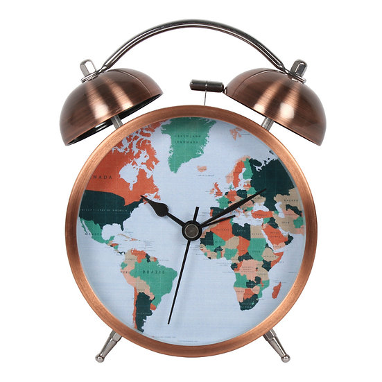 Adventure Awaits Alarm Clock