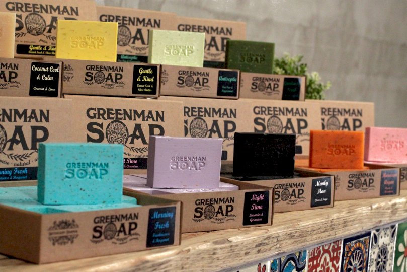 Greenman Soap