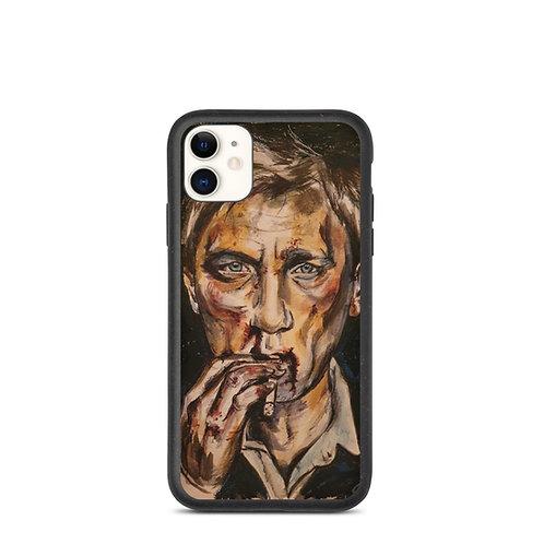 James Bond Biodegradable Phone Case
