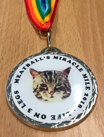 Meatball's Miracle Mile