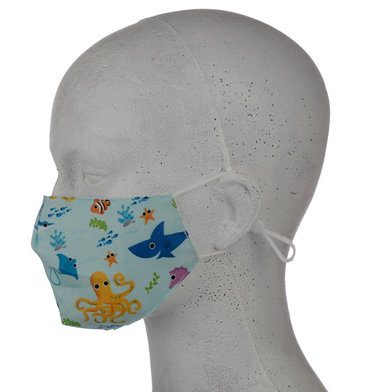 Sealife Reusable Face Covering - Small