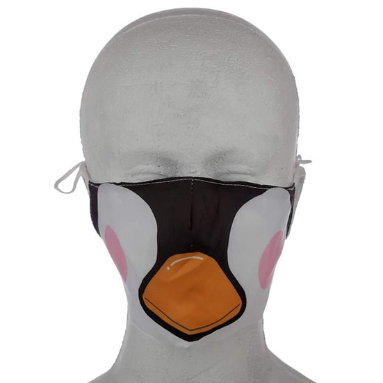 Penguin Reusable Face Covering Large