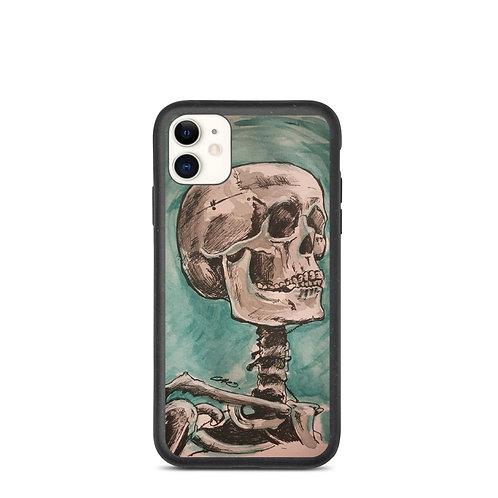 Radiology Biodegradable phone case