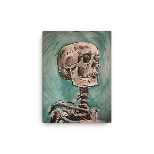 Radiology Canvas Print 12 x 16 inches