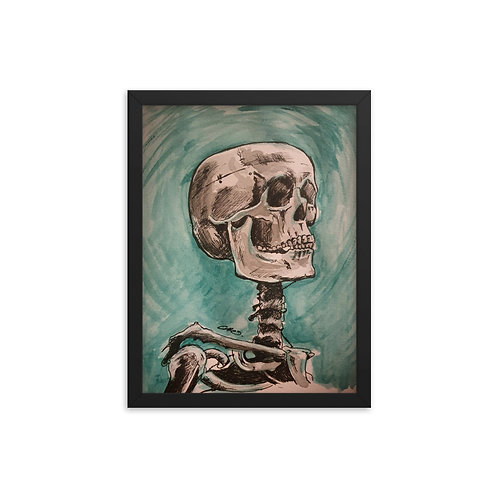 Radiology Framed Print