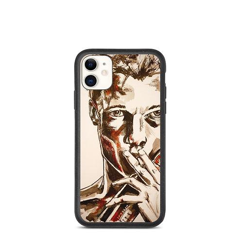 Fight Club Biodegradable phone case