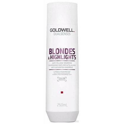 Anti Yellow Shampoo 250ml.